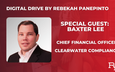 Digital Drive Interview with Baxter Lee, Chief Financial Officer at Clearwater Compliance