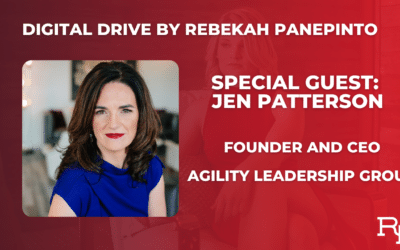 Digital Drive Interview with Jen Patterson, Founder and CEO of Agility Leadership Group